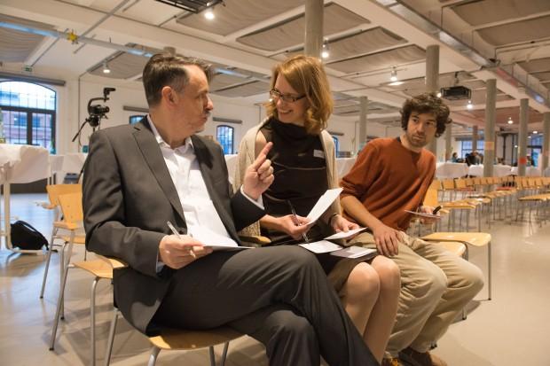 AUGENHÖHE Film und Dialog Premiere in Hamburg