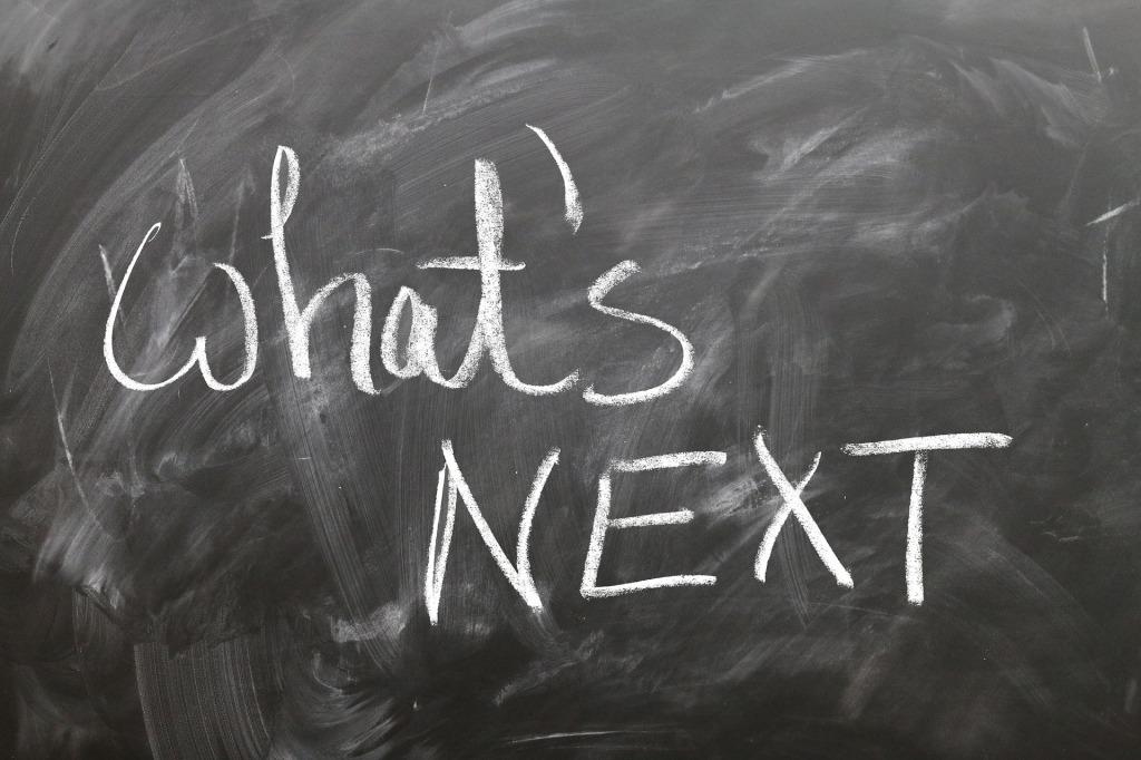 Wie geht die Zukunft der Arbeit weiter?